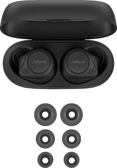 Jabra Elite 75t -Bluetooth-kuulokkeet, musta, kuva 3