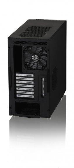 Fractal Design Define R4 Black Pearl - ATX-kotelo ilman virtalähdettä, väri musta, kuva 3