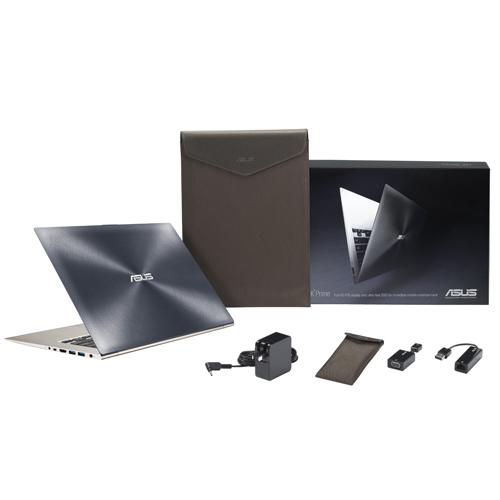 """Asus Zenbook UX32VD 13.3"""" FHD/i7-3517U/4 GB/500 GB HDD + 24 GB SSD/GT 620M/Windows 8 64-bit kannettava tietokone, kuva 4"""