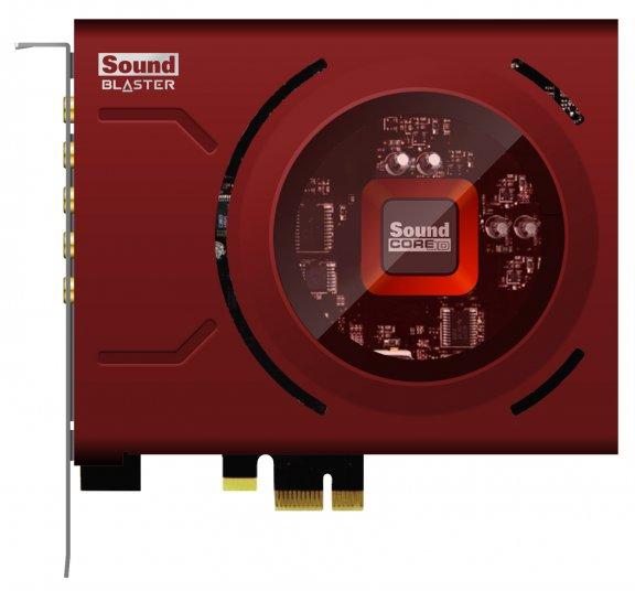 Creative Sound Blaster Z äänikortti, kuva 3