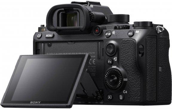 Sony A9 -mikrojärjestelmäkameran runko, kuva 5