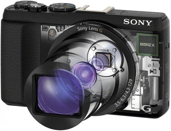Sony DSC-HX60V kompaktikamera, kuva 5