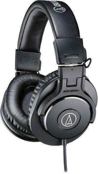 Audio-Technica ATH-M30x -studiomonitorikuulokkeet