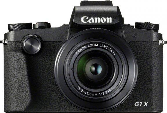 Canon PowerShot G1 X Mark III -kamera