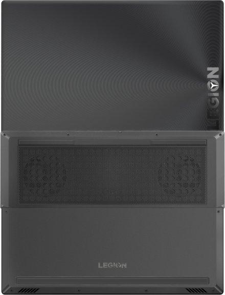 """Lenovo Legion Y540 15,6"""" -pelikannettava, Win 10 64-bit, musta, kuva 9"""