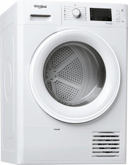 Whirlpool FWF91438W -pyykinpesukone ja FT M22 9X2 -kuivausrumpu, kuva 5