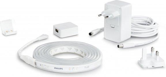 Philips Hue LightStrips Plus -valonauha, Bluetooth, 2m aloituspakkaus, kuva 3
