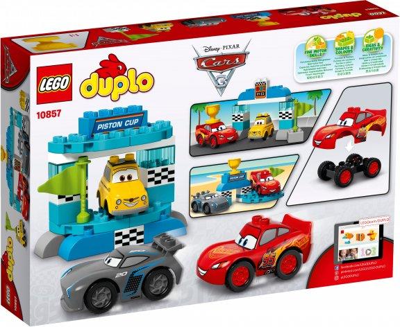 LEGO DUPLO Cars 10857 - Piston Cup -kisa, kuva 2