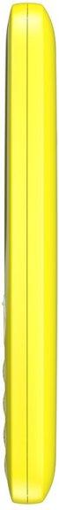 Nokia 3310 -peruspuhelin Dual-SIM, keltainen, kuva 3