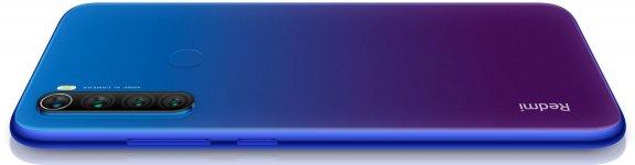Xiaomi Redmi Note 8T -Android-puhelin Dual-SIM, 64 Gt, sininen, kuva 10
