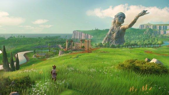Immortals Fenyx Rising - Gold Edition -peli, PS5, kuva 4