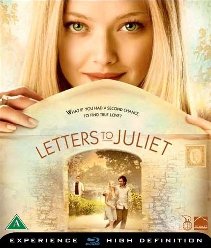 Letters to Juliet Blu-ray-elokuva + kuljetus kaupanpäälle, alv 0% -hintaan Ahvenanmaalta
