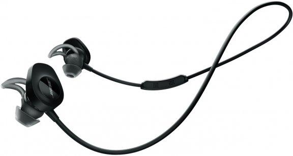 Bose SoundSport Wireless -nappikuulokkeet, väri musta
