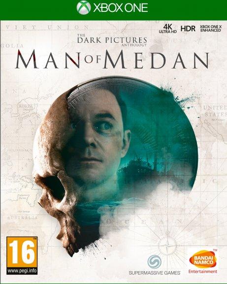The Dark Pictures - Man of Medan -peli, Xbox One
