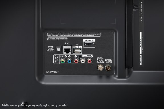 "LG 70UM7450 70"" Smart 4K Ultra HD LED -televisio, kuva 8"