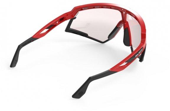 dc4600e0b37 Rudy Project Defender -aurinkolasit, punainen/musta – Ajolasit ...