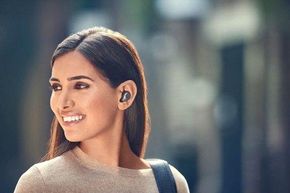Jabra Elite 85t -Bluetooth-vastamelukuulokkeet, musta/titaani, kuva 7