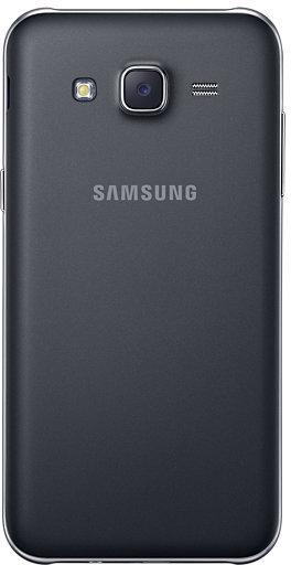 Samsung Galaxy J5 -Android-puhelin, musta, kuva 6