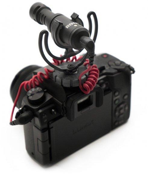 Rode VideoMicro -videomikrofoni, kuva 2