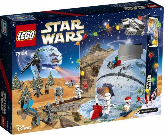 lego joulukalenteri 2018 LEGO Star Wars 75184   Joulukalenteri 2017 – Verkkokauppa.com lego joulukalenteri 2018