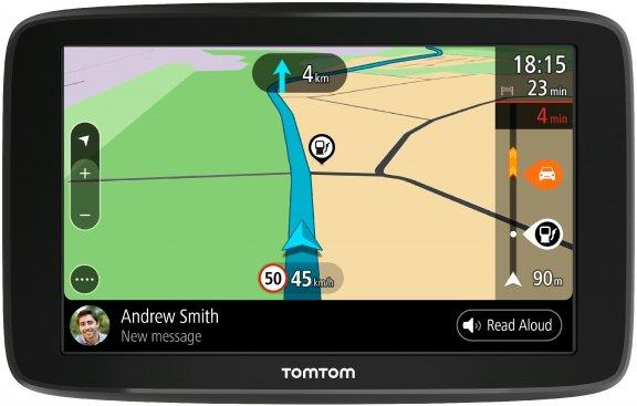 Tomtom Go Basic 6 Autonavigaattori Eurooppa 6 Auto