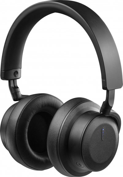 ProCaster BH-80 NC -Bluetooth-vastamelukuulokkeet, musta