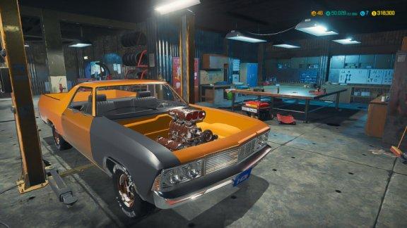 Car Mechanic Simulator >> Car Mechanic Simulator Peli Ps4