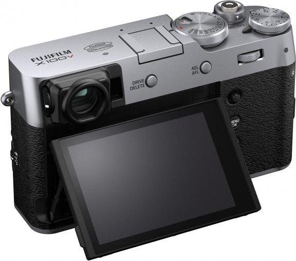 Fujifilm X100V -digikamera, hopea, kuva 3