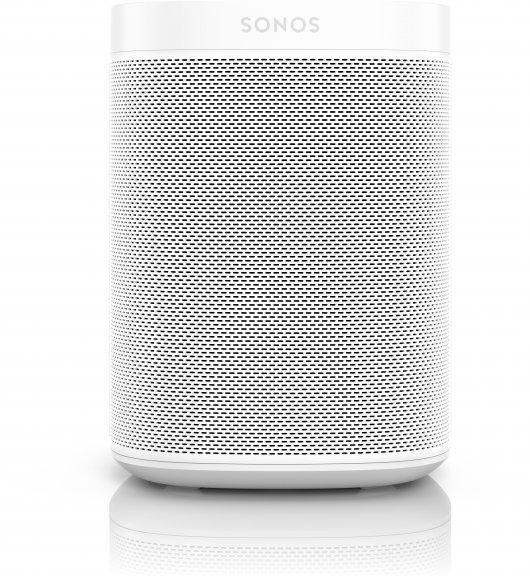 Sonos One Gen2 -älykaiutin, valkoinen, kuva 3