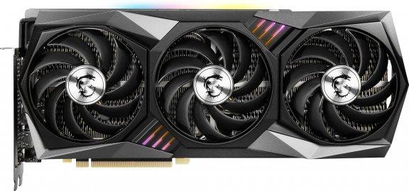MSI GeForce RTX 3080 GAMING X TRIO 10G -näytönohjain PCI-e-väylään, kuva 4