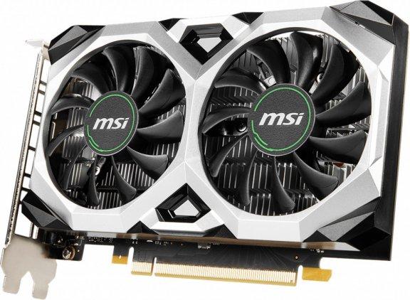 MSI GeForce GTX 1650 D6 VENTUS XS OCV2 -näytönohjain PCI-e-väylään, kuva 4