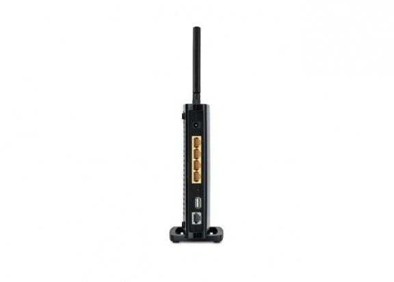 Buffalo WBMR-HP-G300H ADSL2+ -modeemi, kuva 4