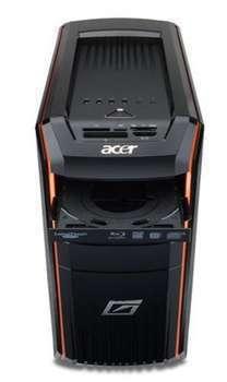 Acer Predator G3610/Intel Core i5-2320/8 GB/500 GB/NVIDIA GTX 550 Ti 1 GB/Windows 7 Home Premium - pöytätietokone