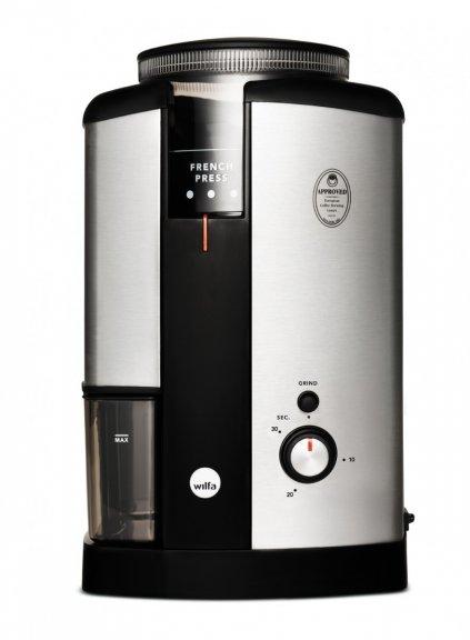Wilfa Svart Nymalt WSCG-2 kahvimylly