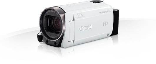 Canon LEGRIA HF R706 -videokamera, valkoinen