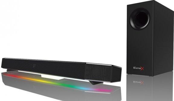 Creative Sound BlasterX Katana -kaiutinjärjestelmä