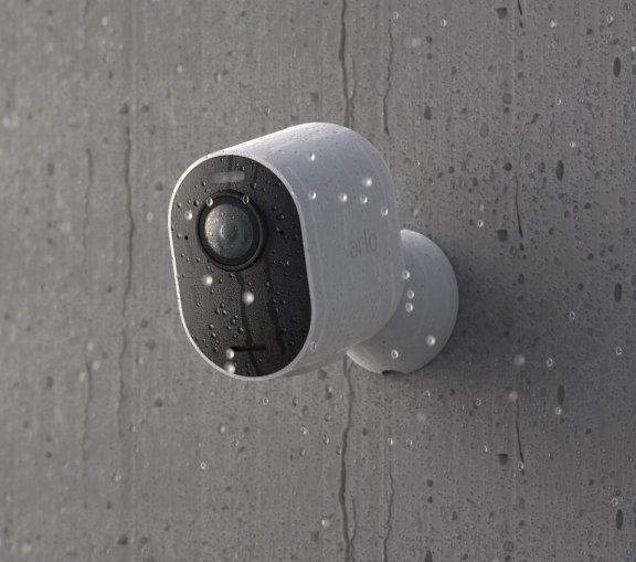 Arlo Ultra -valvontajärjestelmä kolmella 4K Ultra HD -tasoisella kameralla, kuva 8