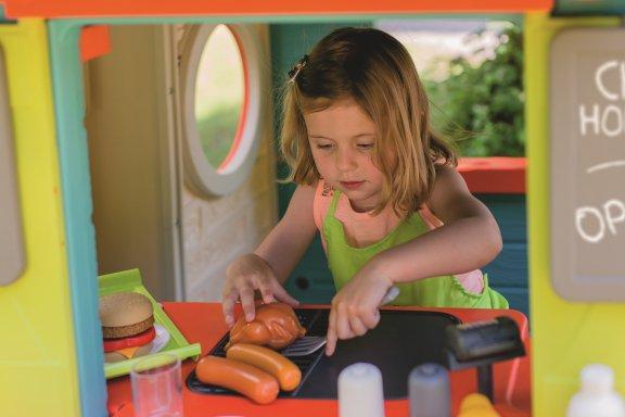 Smoby Chef House -leikkimökki ja ravintola, kuva 4