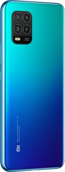 Xiaomi Mi 10 Lite 5G -Android-puhelin, 128 Gt, sininen, kuva 3