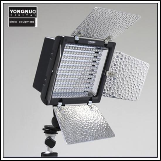 Yongnuo YN-160 LED-valaisin, kuva 3