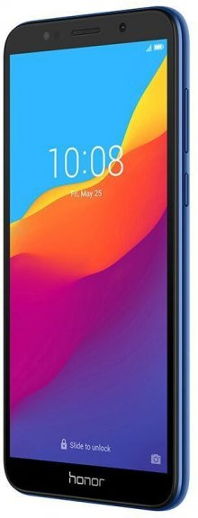 Honor 7S -Android-puhelin Dual-SIM, 16 Gt, sininen, kuva 3