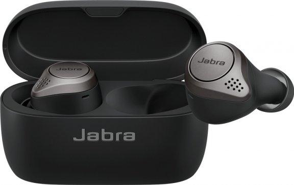 Jabra Elite 75t -Bluetooth-kuulokkeet, musta/titaani, kuva 2