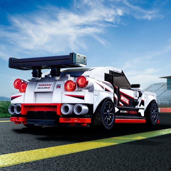LEGO Speed Champions 76896 - Nissan GT-R NISMO, kuva 4