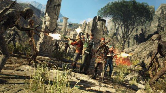 Strange Brigade -peli, PS4, kuva 6