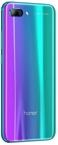 Honor 10 -Android-puhelin Dual-SIM, 128 Gt, vihreä, kuva 4