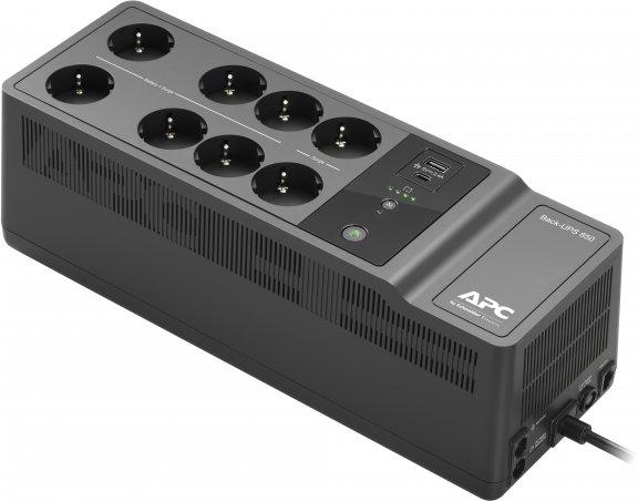 APC Back-UPS BE BE850G2-GR - UPS, kuva 2