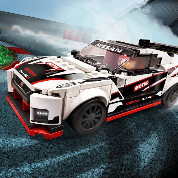 LEGO Speed Champions 76896 - Nissan GT-R NISMO, kuva 7