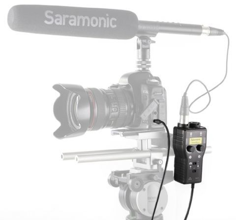 Saramonic SmartRig+ -mikrofonietuaste, kuva 4