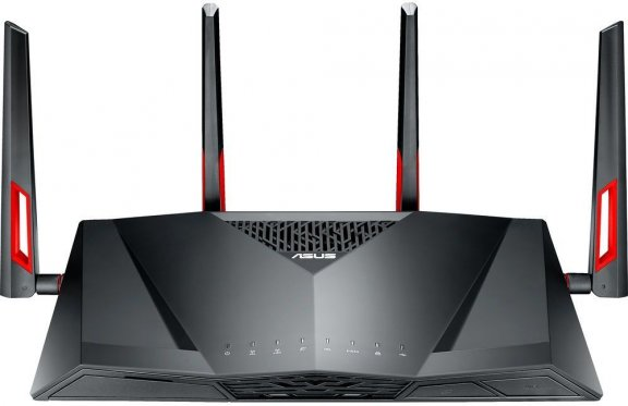 Asus DSL-AC88U Dual-band ADSL2+/VDSL -modeemi