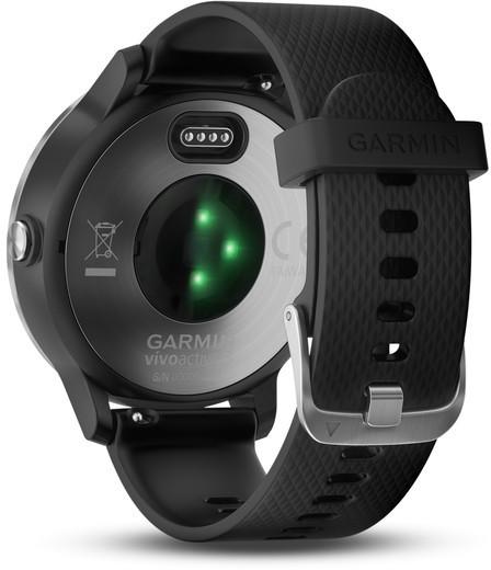 Garmin vivoactive 3 -GPS-älykello, musta, kuva 5
